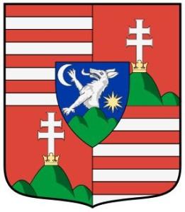 Wappen von Isabella Jagiellonica, der Frau des Königs von Ungarn