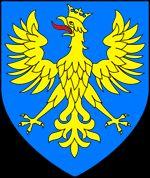 das Wappen der Oppelner-Ratiborer Linie der Piasten
