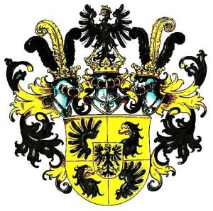 Wappen der Familie Pückler